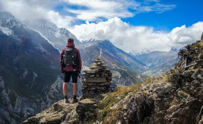 Multiday hiking and trekking checklist