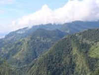 Chhomrong-village-seen-from-Sinwa