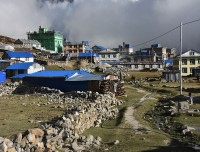 Kyanjing-Village-at-Langtang-valley-terk