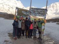 Trekkers-at-Annapurna-Base-Camp