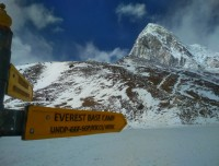 Way to Everest Base Camp Trek
