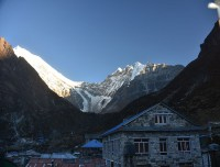 langtang-lirung-seen-fron-from-Kyanjing-village