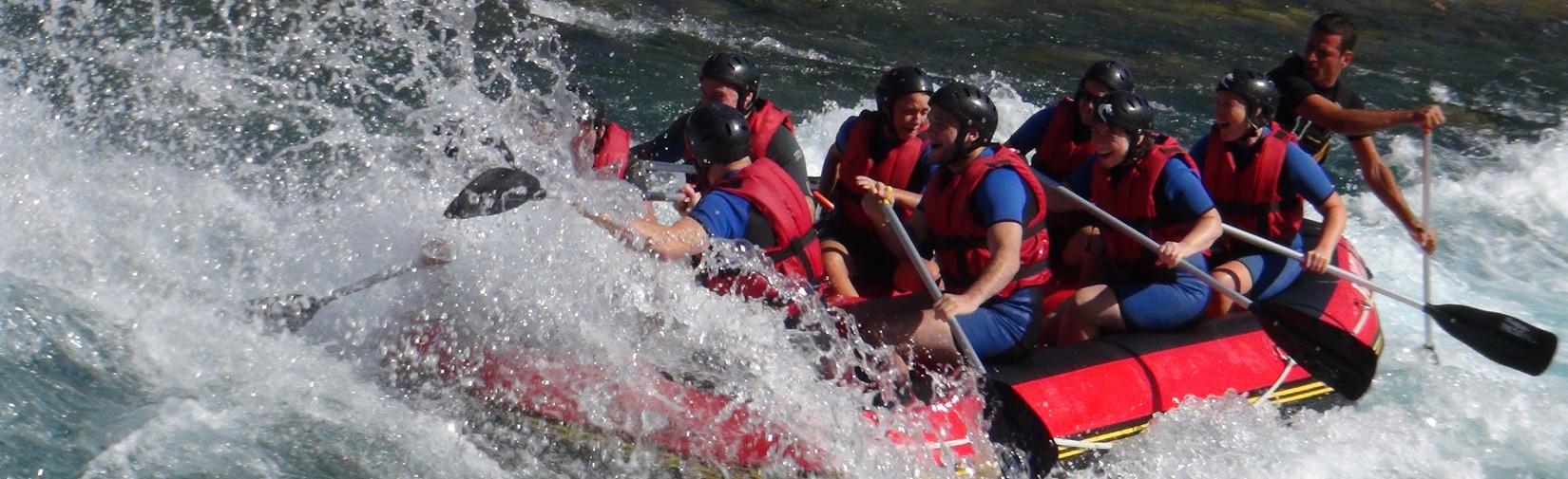 Over night camping in  trishuli river and white water rafting