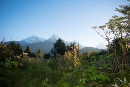 Ghorepani Poon Hill trek, Short trek around pokhara